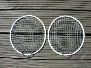 HEADLIGHT MESH STONE GUARDS PORSCHE 356 HELLA BOSCH VW