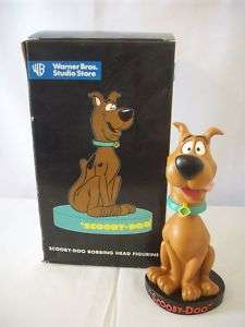 HANNA BARBERA SCOOBY DOO HEAD NODDER MIB #C969