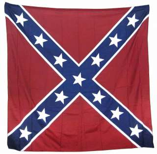 show off your southern pride with this stars and bars confederate flag