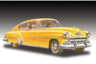LINDBERG 1952 CHEVY FASTBACK 1/32 LINDBERG MODEL KIT NEW 72135
