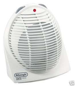 DeLonghi DFH132 SafeHeat Portable Ceramic Fan Heater