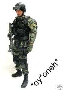 CUSTOM US SPECIAL FORCE ODA MEMBER MEDIC FIGURE