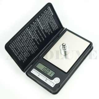 Digital 100g x 0.01g Ultra mini Pocket Scale Jewelry Scale 0.01g
