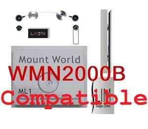 SAMSUNG ULTRA SLIM WALL MOUNT WMN2000B 40 46 55 LED TV