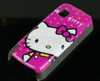 Cute Hello Kitty Hard Back Cover Case for NOKIA 5230