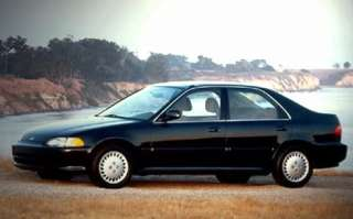 1993 Civic/Del Sol Service Repair Manual D16Z6 +BONUS