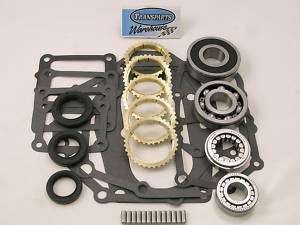 Toyota Pickup G52 5 Spd Transmission Rebuild Kit 83 88