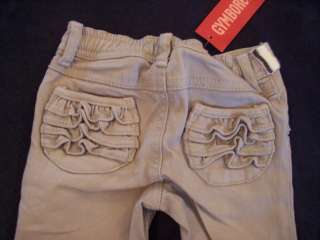 NWT Girls Gymboree Dance Team shirt jeans ~ 2 2T