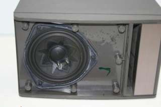 One (1) Bose Model 141 Main Stereo Surround Speakers Tested Cosmetic