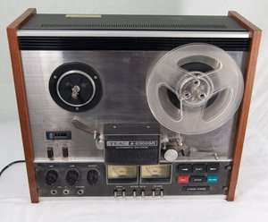 Teac A2300SR Reel to Reel Tape Recorder / Player