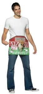 MENS PETTING ZOO CODPIECE PARTY FUN COSTUME GC6063
