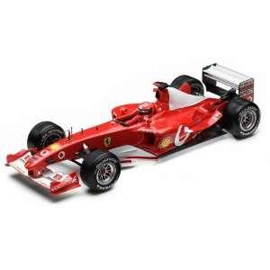 Hot Wheels B1023 0   2003 Ferrari   Michael Schumacher 118
