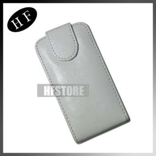 Leather Cover Pouch Case For LG KP500 KP 500 Cookie W