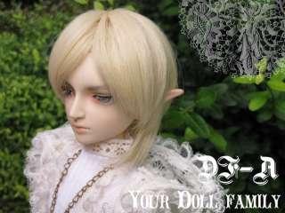 Julian Doll Family 1/4 boy doll SUPER DOLLFIE ELF bjd