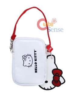 Sanrio Hello Kitty Camera Bag Multi Case  White Face