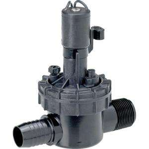 Toro 150 psi 1 in. In Line Barb Valve with Flow Control 53799 at The