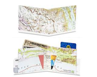 Dynomighty Explorer bifold MIGHTY WALLET Tyvek freeship