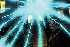 Doctor Strange  Frank Paur, Jay Oliva Filme & TV
