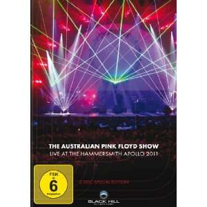 Floyd 2 DVDs  The Australian Pink Floyd Show Filme & TV