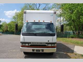 1998 Mitsubishi Fuso F649 in Commercial Trucks   Motors