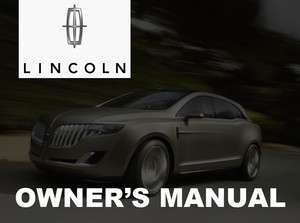 LINCOLN 1996 1997 1998 1999 2000 CONTINENTAL MARK VIII OWNERS OWNERS