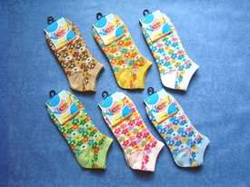 NWT New 3 Pairs Low Cut Sock Ankle Socks Free Gift