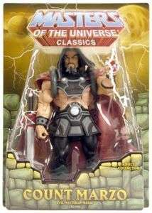 He Man MOTU Classics Count Marzo SOLD OUT