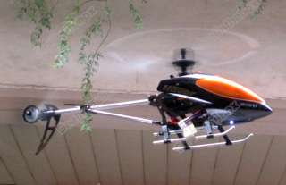Double Horse SM9100 3.5CH Metal RC Remote Control Helicopter DH GYRO