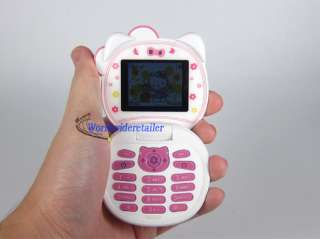 Hello Kitty Mobile Cell Phone C105  AT&T T Mobile A