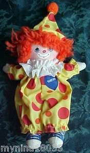 1978 Knickerbocker Half Pint Clown Doll