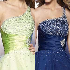 New Short Evening/Party/Prom Dress Gown Size Custom