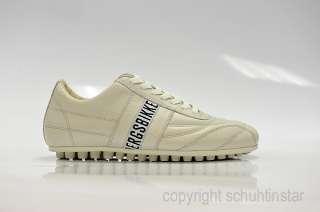 Bikkembergs Soccer Leat Dyed Damen Schuhe weiß Neu