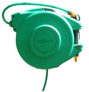 Hozelock 20m Auto Reel Retractable Garden Hose System