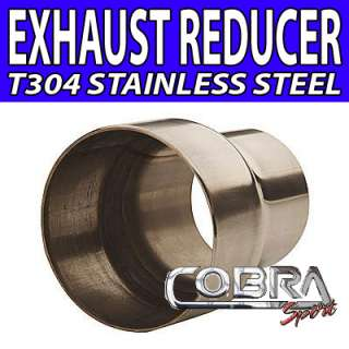 Stainless Steel Exhaust Reducer Pipe T304