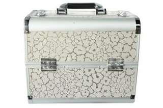 DURABLE COSMETIC MAKEUP BEAUTY CASE VANITY BOX LARGE UK