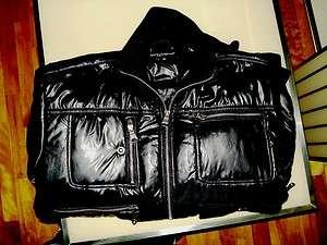 Dolce & Gabbana Mens Black Jacket Sz XL New d.g.aj.ea.