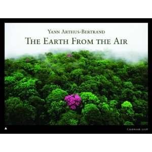 Earth from the Air 2008 Wall Calendar (9780810993709