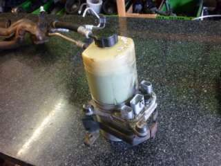 2005 Ford c max ghia power steering pump 2.0tdci