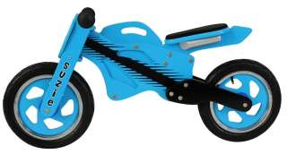 Kidzmotion Wooden Motorbike Balance bike / running bike / first bike
