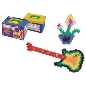 Popular Playthings Ida Clip Building System 500 Piece Set