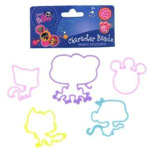 Hasbro Silly Shaped Littlest Pet Shop Bandz Toys & Games