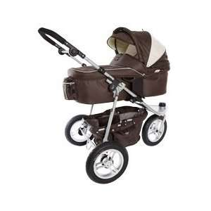Valco Baby Tri Mode Bassinet Only In Hot Chocolate: Baby