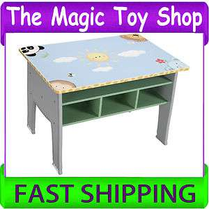NEW Hand Painted Wooden Table Desk Childrens Furniture