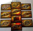 Slam Attax Evolution W W E Full Set 16 CHAMPION CARDS items in ULTRA