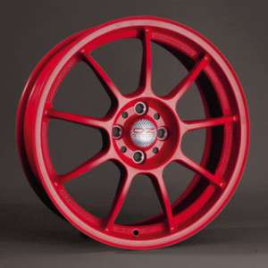 CERCHI LEGA OZ RACING ALLEGGERITA HLT 18 RED