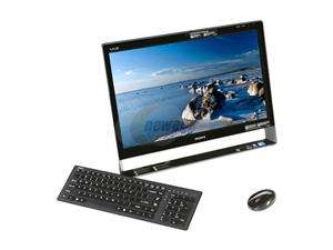 Sony VAIO L Series VPCL137FX/B 24 Desktop PC Windows 7 Home Premium