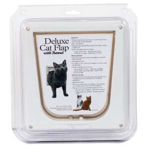 PetSafe Deluxe Indoor Cat Door   Doors   Cat   PetSmart