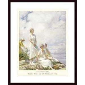 , 1917   Artist: Charles Curran  Poster Size: 22 X 28: Home & Kitchen
