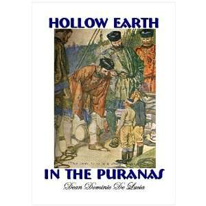 Hollow Earth in the Puranas (9781610330633): Dean Dominic