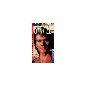 Patrick Swayze [VHS]: Robert Wagner, Drew Brown: Movies